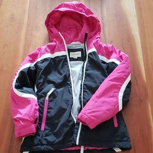 Girl's Lands' End Stormer jacket